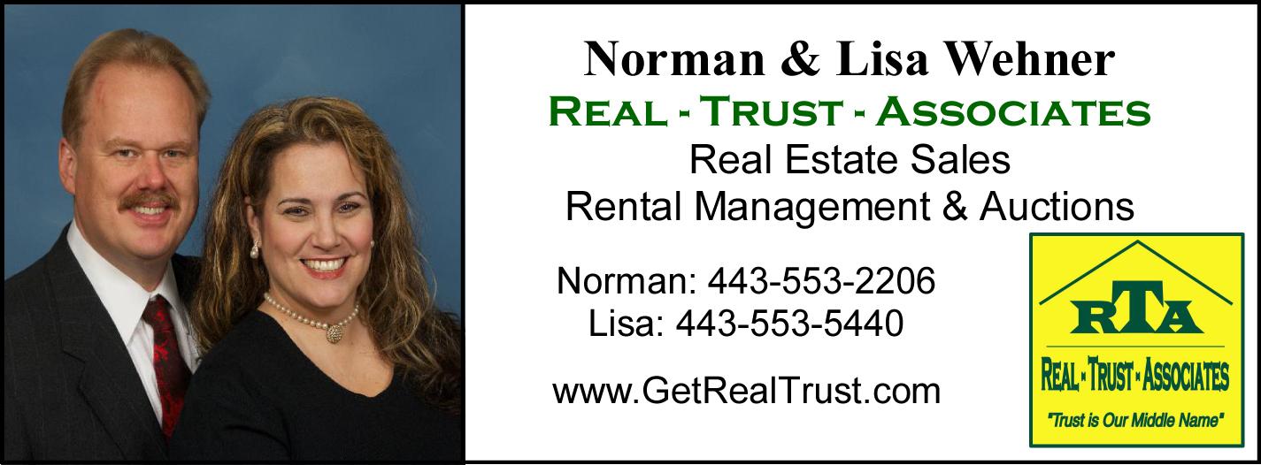 RTA - Norman & Lisa Wehner