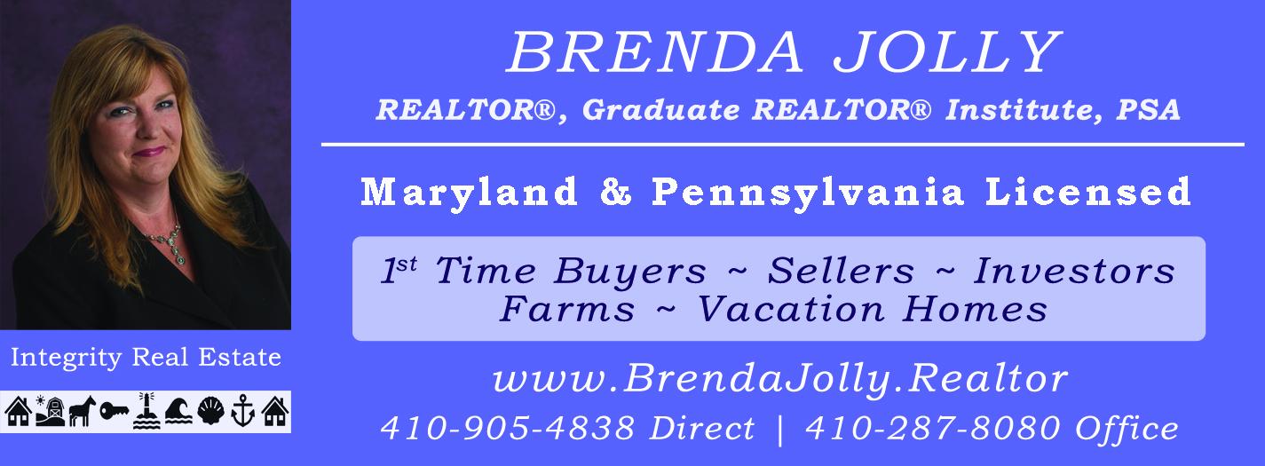 Brenda Jolly Realtor
