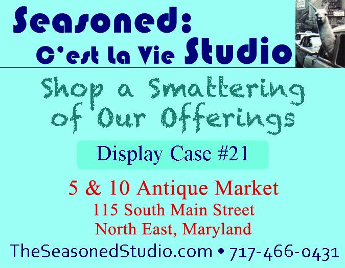 Seasoned c'est la vie Studio