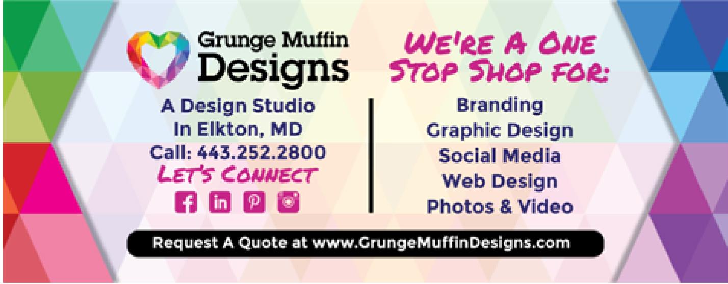 Grunge Muffin Designs