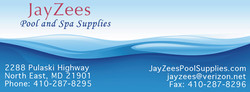 JayZees Pool and Spa Supplies