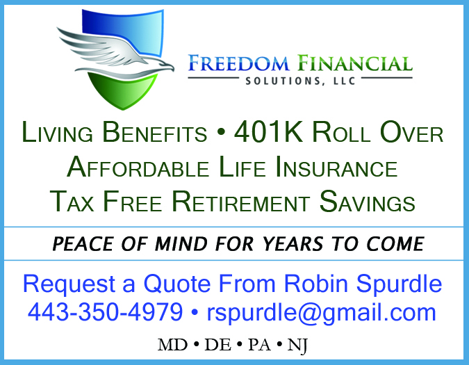 Freedom Financial Solutions - Robin Spurdle