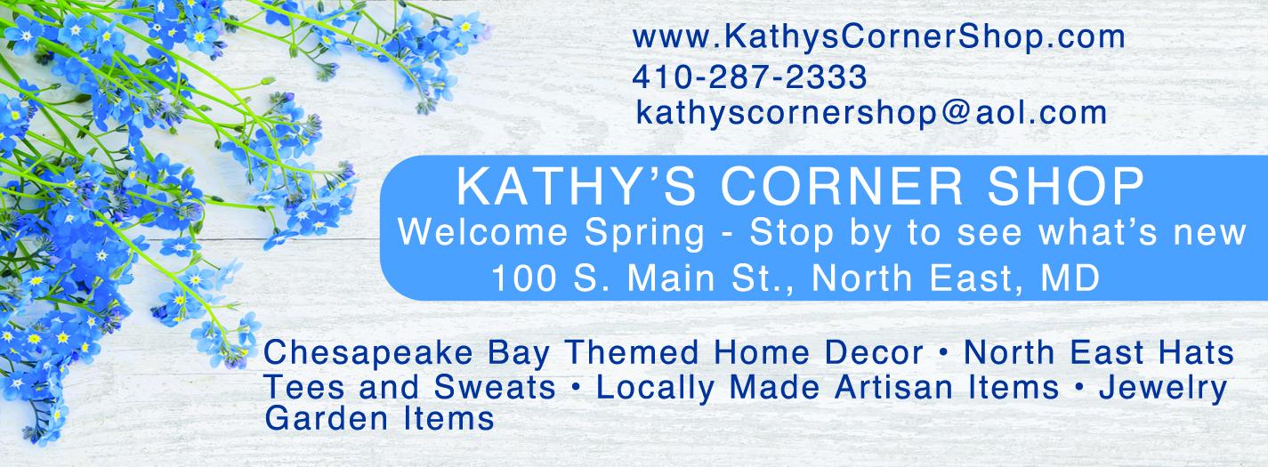 Kathy's Corner Shop