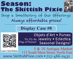 Season: The Skittish Pixie