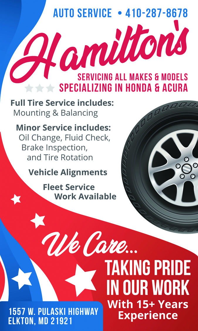 Hamilton's Auto Service