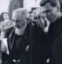 1967  Padre Pio -Dollinger 2018-10-08 at