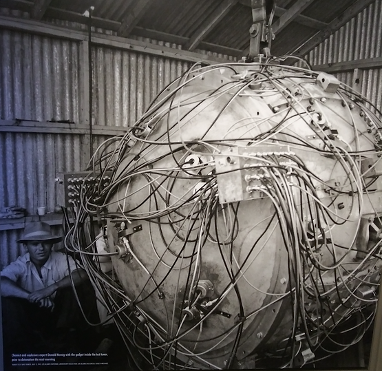 29. Chemist Donald H w: the gadget prior