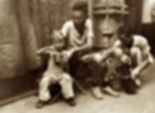 children were also liberated at Santo To