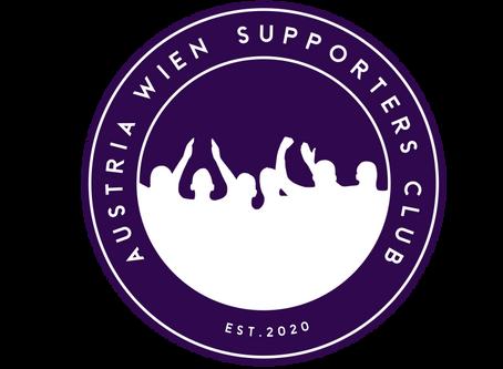 Der Austria Wien Supporters Club öffnet seine Tore!
