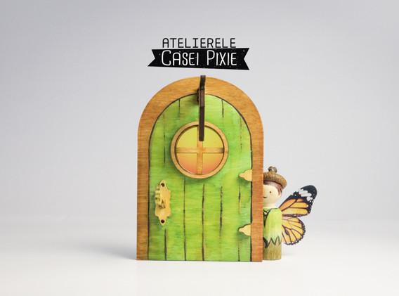 "Atelier ""Usite magice"" by Casa Pixie"