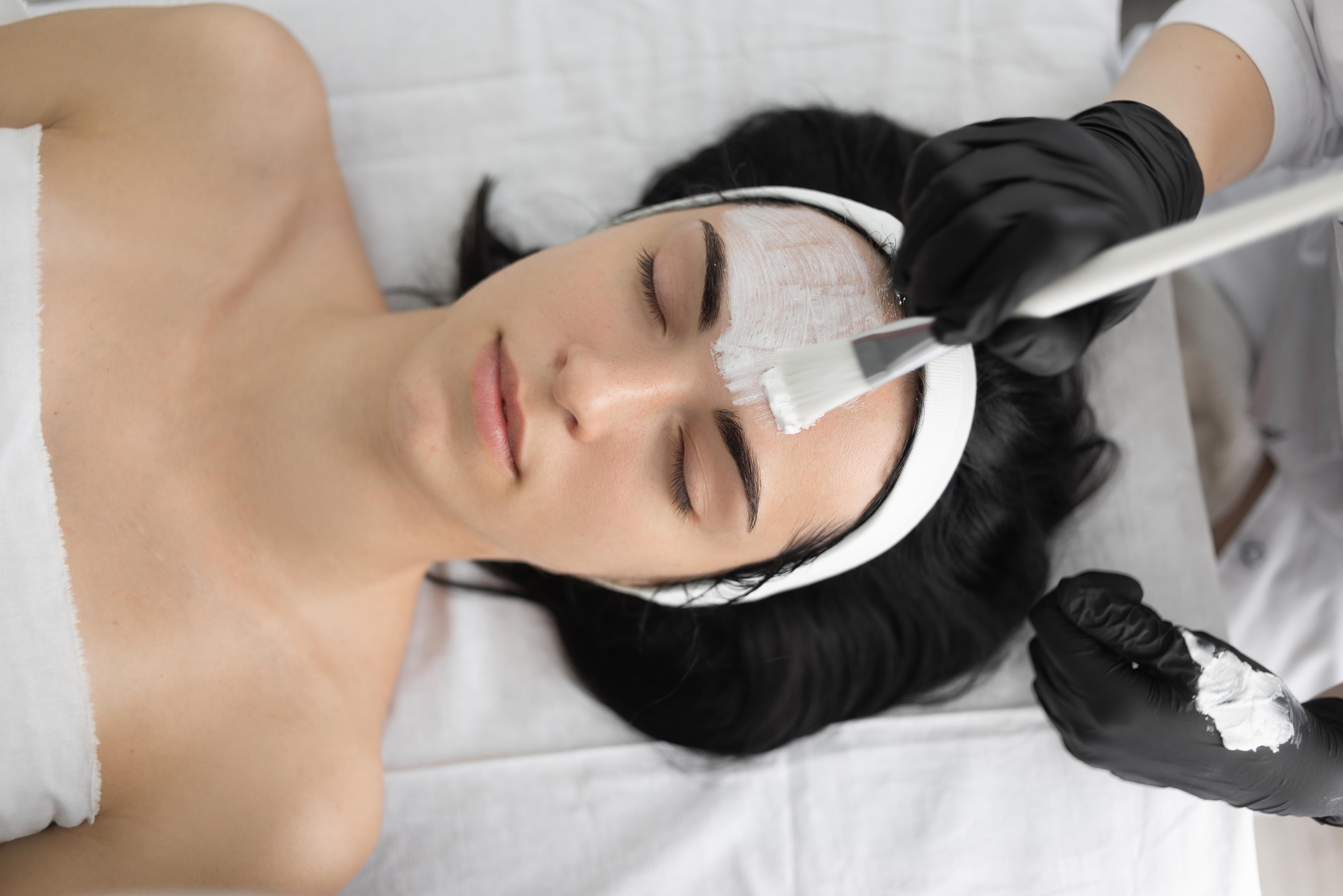 Enzyme Peel Facial
