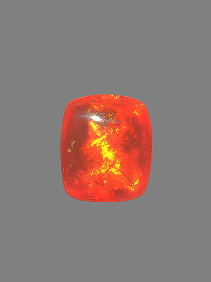 Natural Mexican Fire Opal
