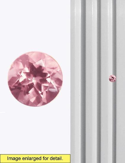 Pink Tourmaline 5.5 mm