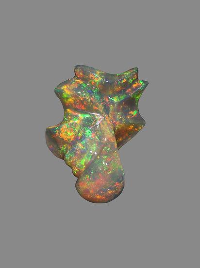 Natural Opal Carving