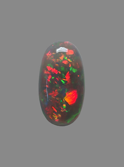 Natural Semi Black Opal