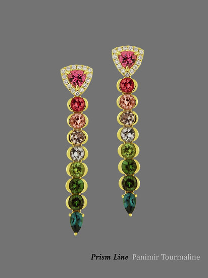 Panimir Tourmaline Earrings