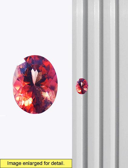 Rubellite Tourmaline 9 x 7 mm
