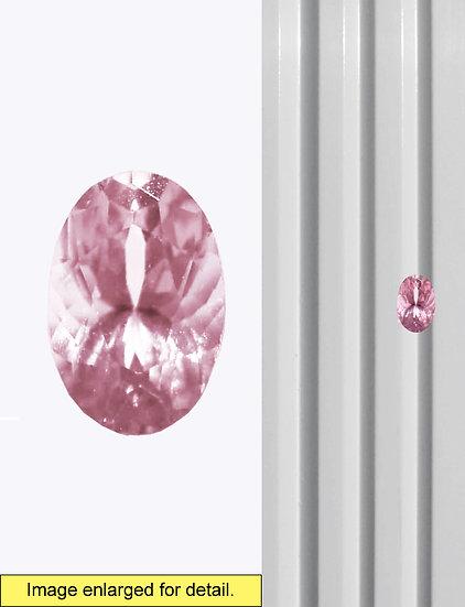 Pink Tourmaline 6 x 4 mm
