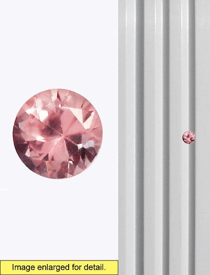 Pink Tourmaline 6 mm