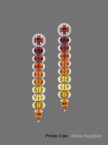 Srilon Sapphire Earrings