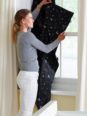 Review-East Nights Blackout Blinds-