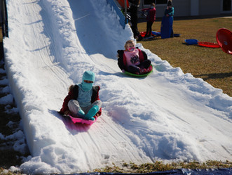 BC Kids Winter Wonderland Snow Party
