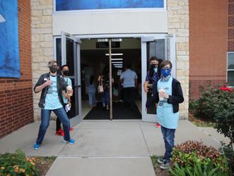 Bear Creek Students Serving. Leading. Inspiring.