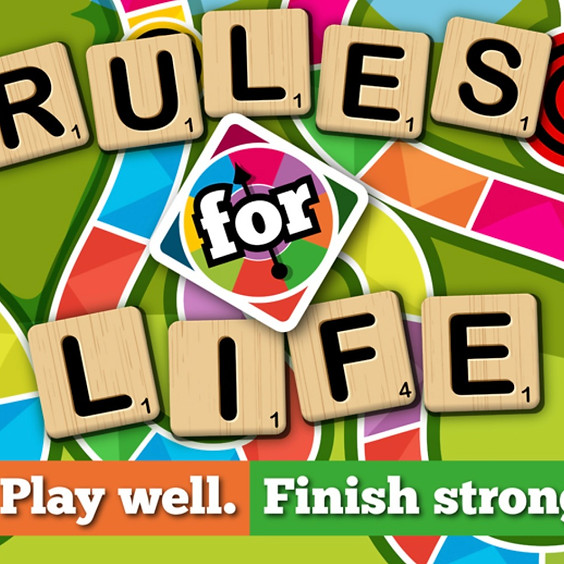 Rules for Life - Children's Ministry