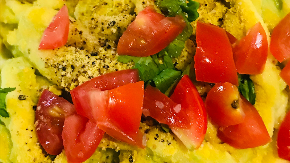 Avocado Pasta Bowl