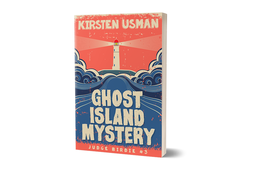 Ghost Island Mystery Adventure Mystery Book Series Kids