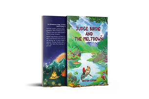 environmental kids chapter book