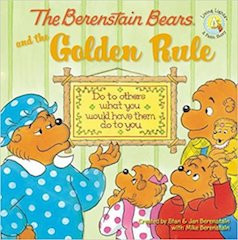 The Golden Rule book moral stories for kids