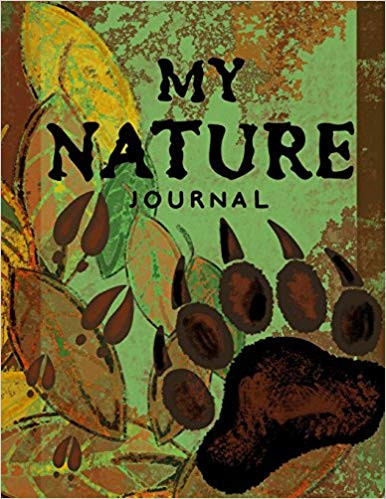 nature book for kids nature journal