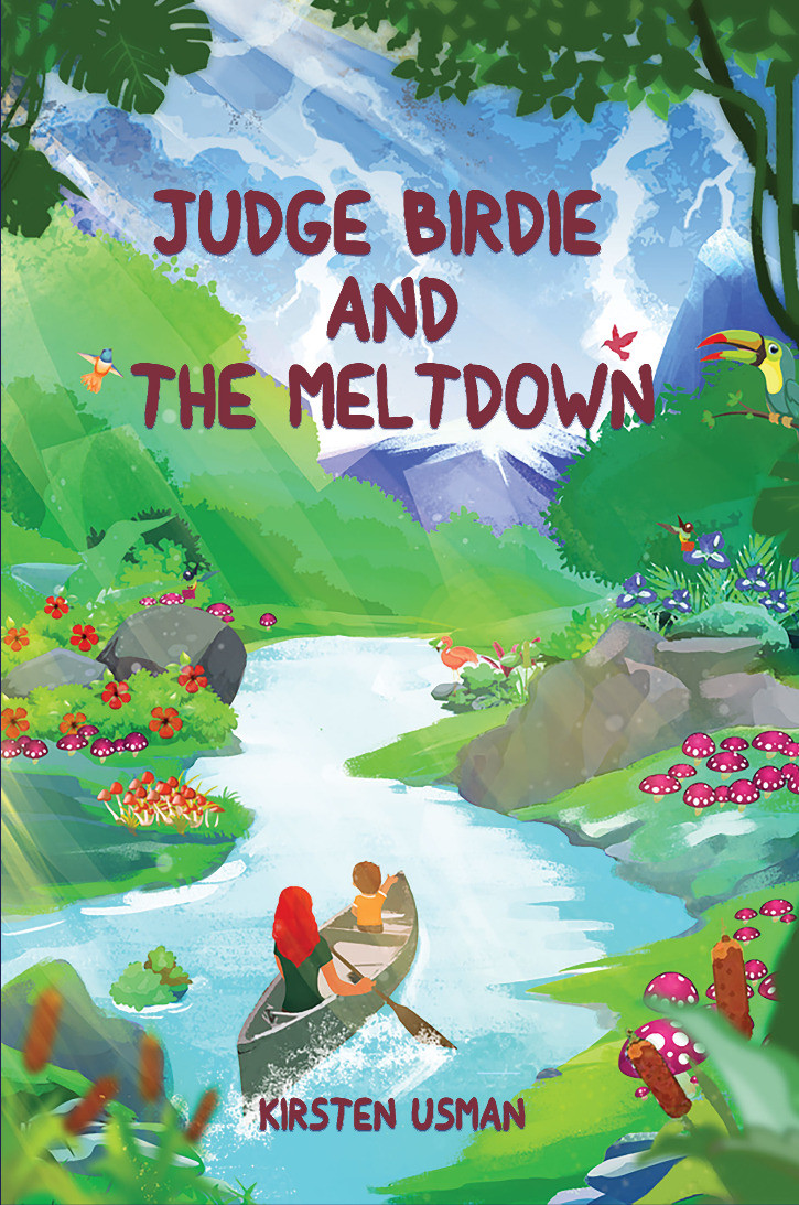 The Golden Rule Children's book christian book series for kids the meltdown