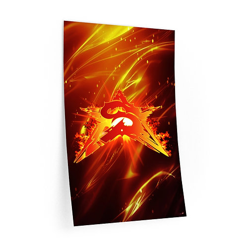 Wall Decal: Fire Element
