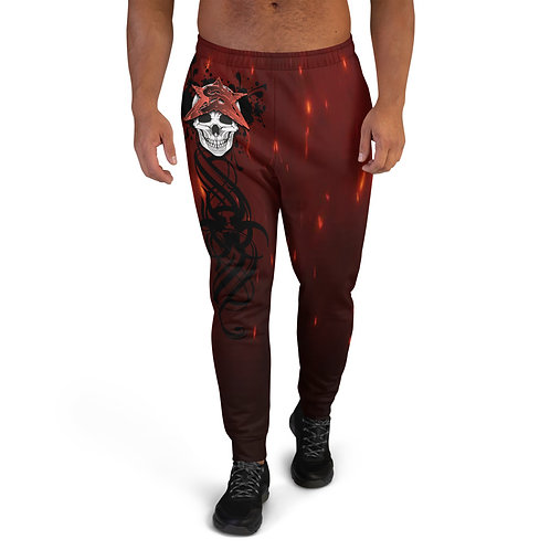Sepsiss Skull Joggers: Men's