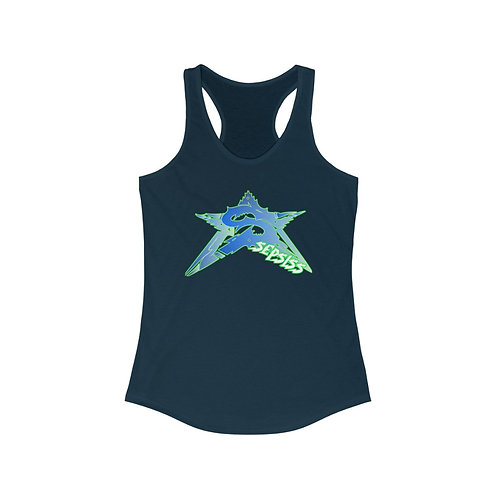 Star Racerback: Women's
