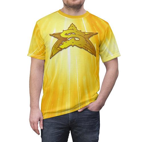 NEON SERIES: Yellow Unisex T-Shirt