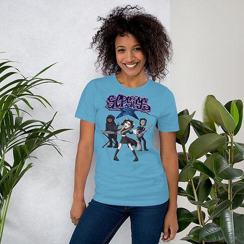 Anime Sepsiss: Women's T-Shirt
