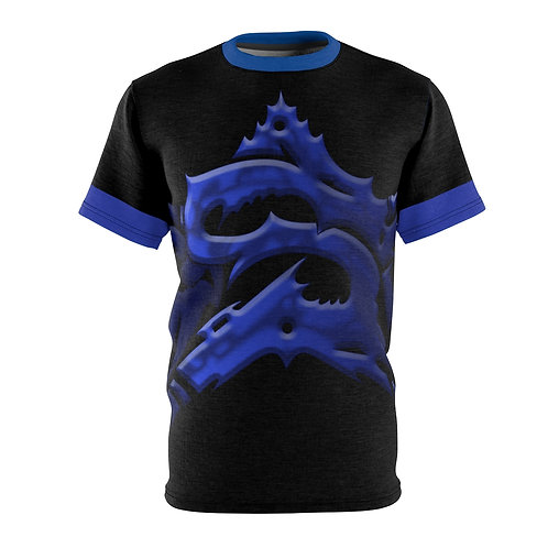 Blue Super Star T-Shirt (Unisex)
