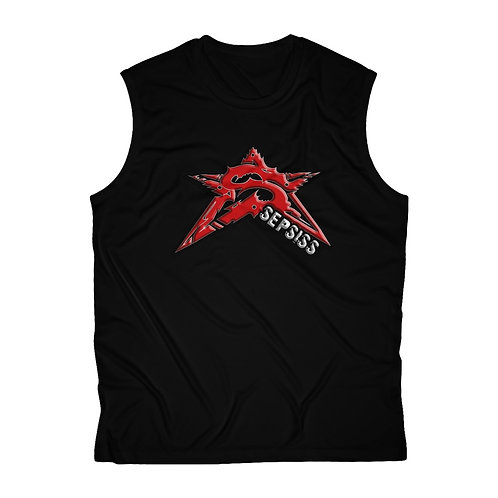 Sleeveless T-Shirt: Men's