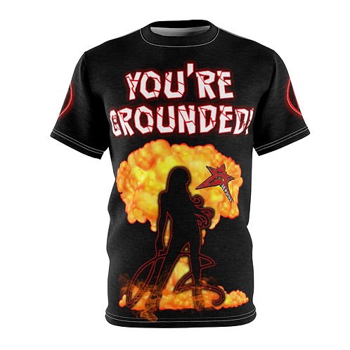 You're Grounded: Unisex T-Shirt