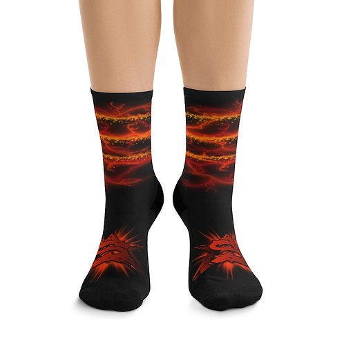 Red Star Socks