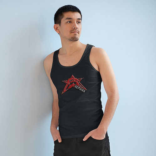 Sepsiss Star Tank Top: Men's