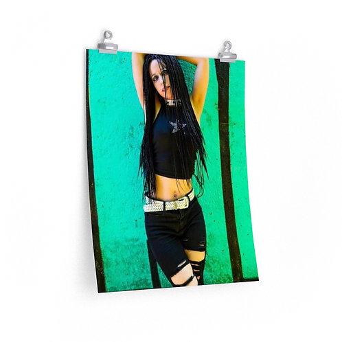 "Melissa Hourglass Poster - (16""x20"")"