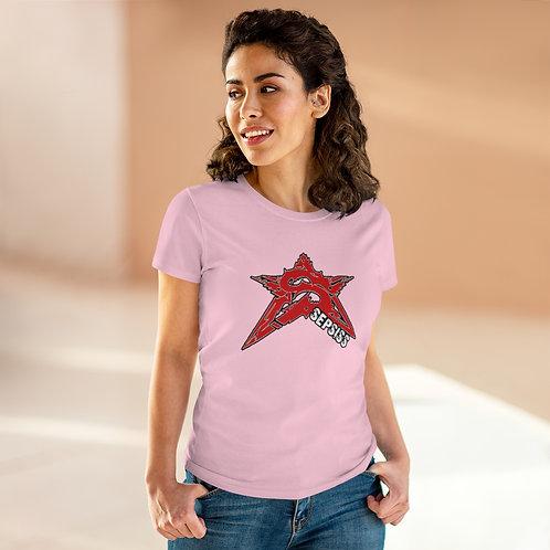 Red Star: Women's Tee