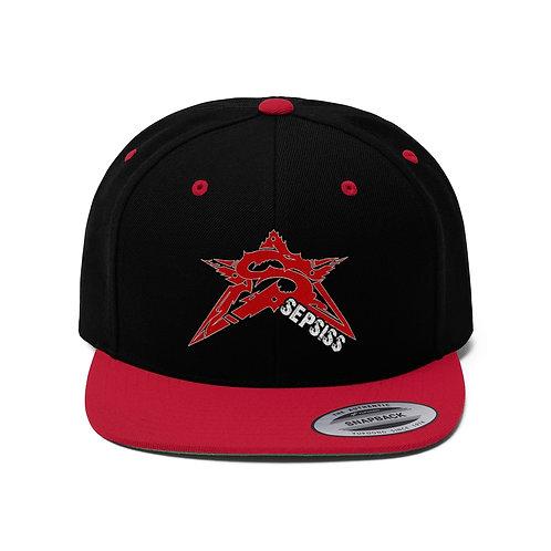 Hat: Flat Bill