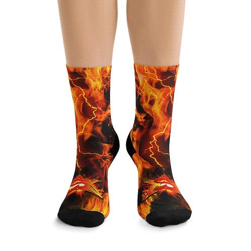 SEPSISS ELEMENTS: Fire Socks