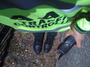 VIVIENDO EN AUSTRALIA: TRAFFIC CONTROL