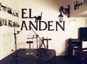 EL ANDÉN DE YUNGAY